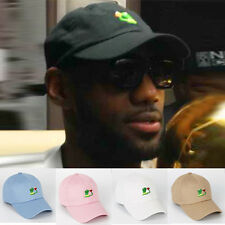 Kermit the frog Sipping Tea Snapback Hat Drake Embroidery golf cap James new