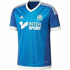 Adidas soccer jersey Olympique Marseille OM  away new boy's