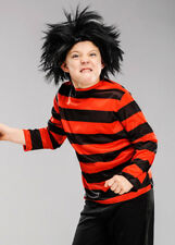 Kids Dennis The Menace Style Red Striped Top
