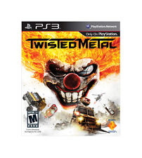 Twisted Metal -- Limited Edition (Sony PlayStation 3, 2012)ps3