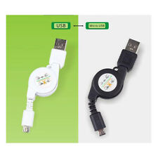 Retractable USB Sync&Charger Cable for IPhone 4 /4s/5/5s/5c/6/6s Samsung Mobile