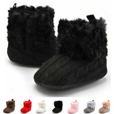 Cute Baby Girl Newborn Unisex Anti-slip Warm Socks Animal Shoes Boots 0-18 Month