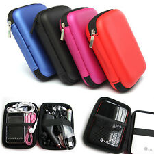 Carry Case Cover Pouch Bag For 2.5inch USB External Hard Disk Drive Laptop