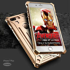 Luxury Shockproof Aluminium Metal Bumper Case Cover For Apple iPhone 7 7 Plus
