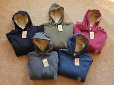 "NWT ""Levi's"" Hoodie Full-Zip Soft Sherpa Lined"