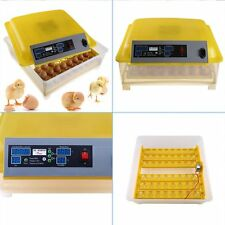 7/48/96 Auto Chicken Egg Incubator Digital Poultry Thermostat Poultry Hatcher UK
