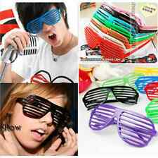 NEW Musical Shades Party Multi-color Striped Glasses Hot Hipster Sunglasses