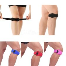 Adjustable Patella Jumper's Knee Support Tendonitis Strap Relief Brace Running