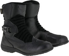 Alpinestars Mens Black Multiair XCR Gore-Tex Touring Motorcycle Boots
