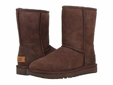 Women's Shoes UGG Classic Short II Boots 1016223 Chocolate with out box