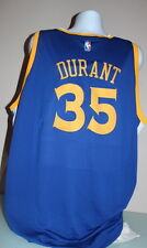 Kevin Durant #35 Golden State Warriors Adidas Authentic Swingman Blue Jersey