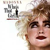 Who's That Girl by Madonna (Cassette, Oct-1990, Sire)