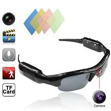 HD 720P Glasses Hidden Camera Sunglasses Eyewear DVR Digital Video Recorder WT