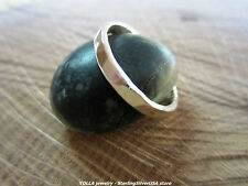 Sterling Silver Hammered Ring YOLLA