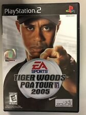 Tiger Woods PGA Tour 2005 (Sony PlayStation 2, 2004)