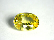 Yellow Sapphire UNHEATED 1.01 cts -Gorgeous Gem for Engagement Ring -17544 -$290
