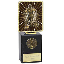 Football Player Lynx Global Marble Column Trophy 3 Sizes FREE ENGRAVING GL340