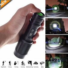4000LM Zoomable Cree XML T6 LED 5 Modes Police Flashlight Torch Lamp Light