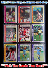 ☆ Topps 1979 Pale Blue Footballers - 1 to 396 (F) *Pick The Cards You Need*