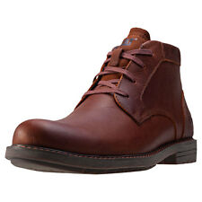 Caterpillar Brock Mens Boots Ginger New Shoes