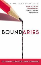 Boundaries : When to Say Yes, How to Say No - Henry Cloud & John Townsend