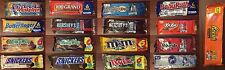 1 SNACK FUN SIZE 5 or 6 Pack CHOCOLATE candy BARS Bag MANY FLAVORS CHOICES
