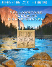 New Scenic National Parks Collection (Blu-ray/DVD + Digital Copy, 6-Disc Set)