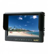 668GL-70NP/H/Y Lilliput 7-inch 668gl-70np/h/y LCD HD FIELD Monitor with Hdmi,