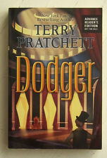 Dodger by Terry Pratchett Advance Reader's Edition 2012 Softcover