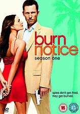 *NEW*  Burn Notice - Series 1 - Complete (DVD, 4-Disc Set) . FREE UK P+P .......