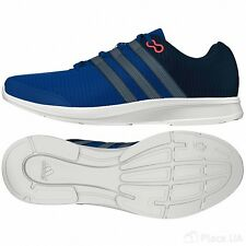 Brand New adidas Lite Runner M Trainers Blue Navy Mens Shoes Sneakers B23323