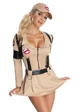 Ladies Sexy Ghostbusters Dress Costume