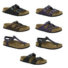 Papillio by Birkenstock Grace Brown Sydney Sandals Florida Arizona Kairo Gizeh