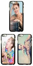 Miley Cyrus for iPhone 6 6+ 5/5S Hard Shockproof Case Cover New