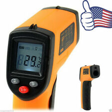 GM320 Non-Contact LCD IR Infrared Laser  Temperature Thermometer Gun Point HMP