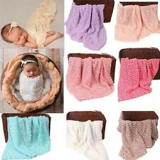 Newborn Props Baby Scarf Photo Props Cloth Photography Quilt Photographic Mat