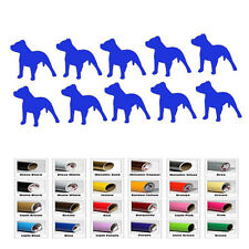 pit bull dog stickers for wall art party decorative wall room decor Envelope Cup