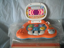 Vtech Baby's Light-Up Laptop. Educational Interactive Light Up Screen Pre School