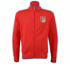 NIKE ATLETICO MADRID N98 TRACK JACKET Red/White.