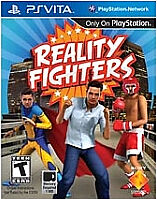 Reality Fighters (PS Vita) Playstation Vita   Brand New Sealed