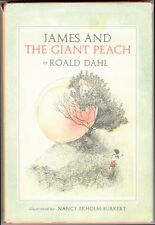 Jack and the giant peach book