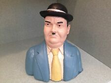 ESCO BUST/STATUE, OLIVER HARDY-LAUREL AND HARDY- RARE- EXCELLENT CONDITION!