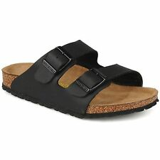 Birkenstock Arizona Black Womens Sandals