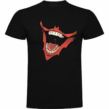 T-SHIRT BATMAN JOKER DC COMIC DARK KNIGHT TSHIRT SIL CCb039