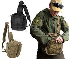 5.11 Tactical Rush Moab 6 Backpack Foto Sling Bag Hunting Outdoor Survival