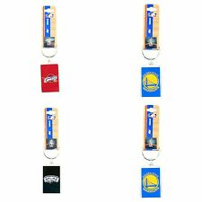 NBA Teams Two Sided Key Chain Acrylic Keychain with Ring - Pick Your Team