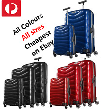 Samsonite Firelite Hardside Suitcases - All sizes/colours + 10 year warranty