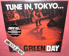 """☢ GREEN DAY Tune In Tokyo 12"""" COLOR VINYL Record Store Day RSD 2014 Black Friday"""