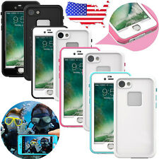 Shockproof Waterproof Dirt Durt Proof Touch Hard Case Cover For iPhone 7 7S Plus