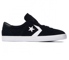 CONVERSE BREAKPOINT PRO OX UNISEX CASUAL SKATEBOARD SHOES BLACK WHITE SUEDE